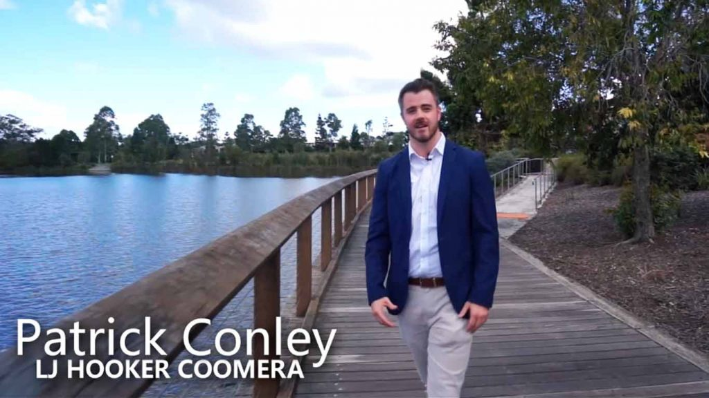 Patrick Conley Profile Video (Real Estate Video)