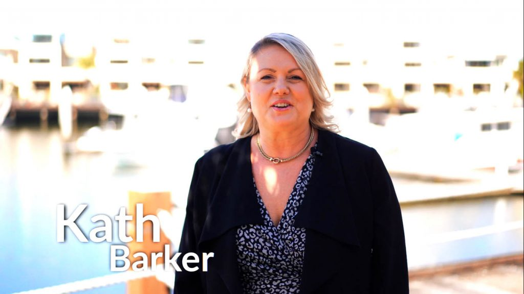 Kath Barker Profile Video